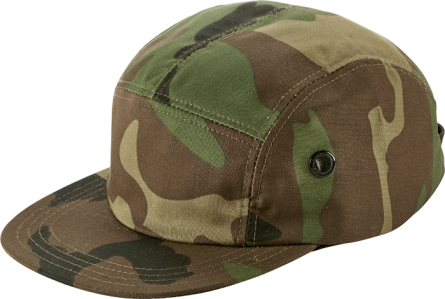 CAMO CAMP CAP