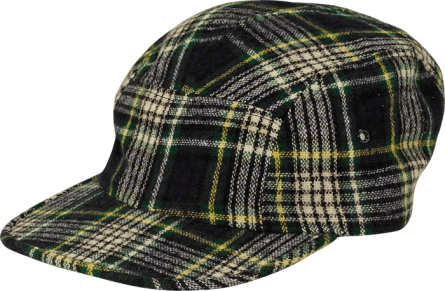 TARTAN CAMP CAP