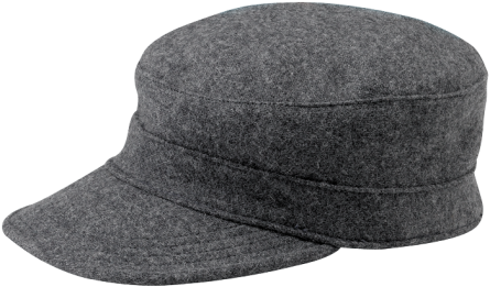 WOOL PRIVATE CAP