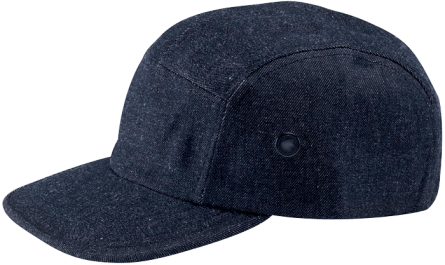 DENIM CAMP CAP